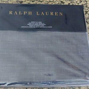 RALPH LAUREN Artisan Loft Laight Blue King Flat S